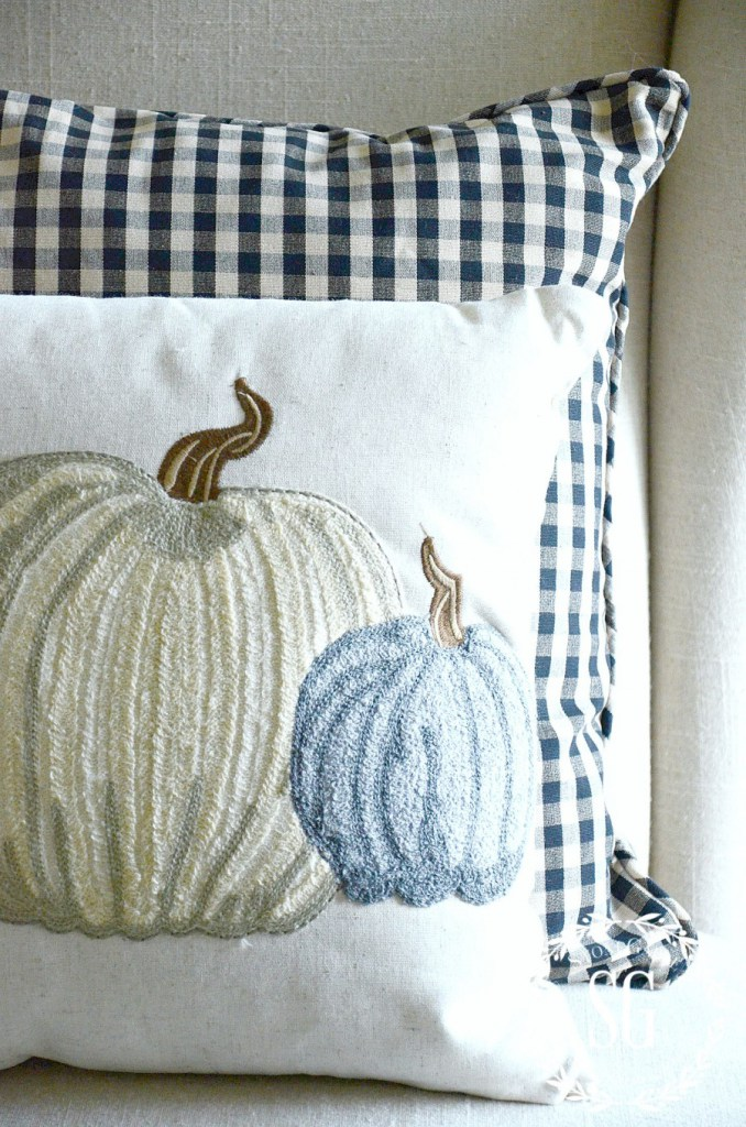Stone Gable Blog - Pumpkins Pillow.jpg