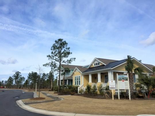 Compass Pointe - Model Home