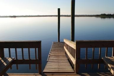Pecan Grove Plantation Day Dock