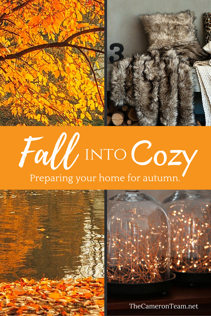 Fall into Cozy